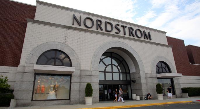 Nordstrom Joins UBS List Of Top Dividend Payers