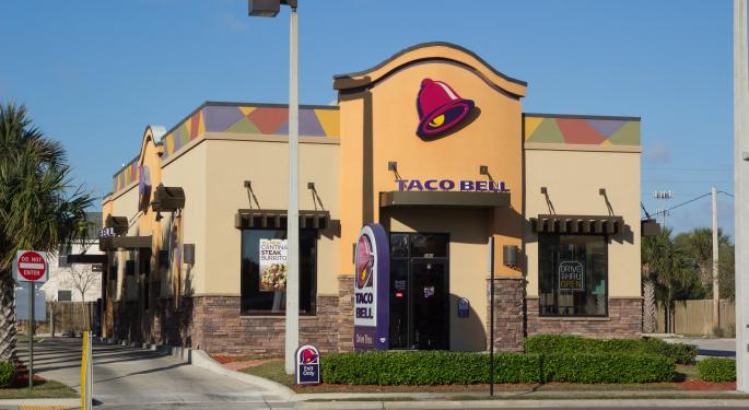Taco Bell Expands Testing of Waffle Taco YUM