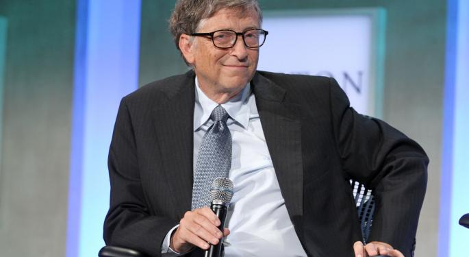 Will 'Innovator-in-Chief' Be Bill Gates' New Role at Microsoft?
