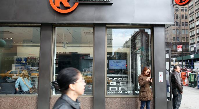Sozzi's Retail Roundup: Radio Shack Abuzz After Super Bowl, But Still Struggling