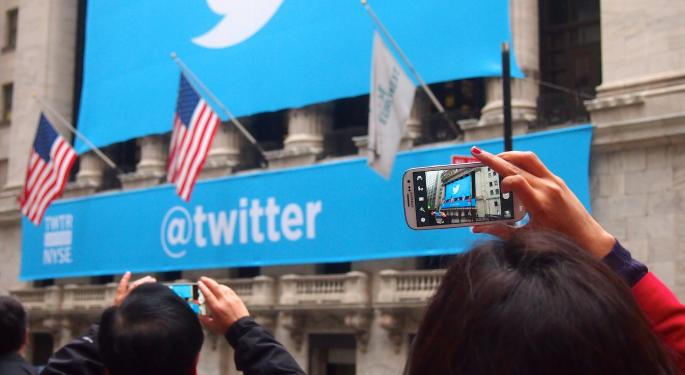 Twitter Short Interest Falls From January 2 High