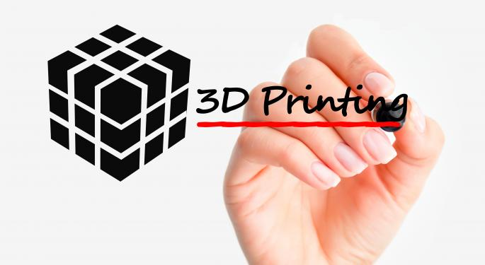 Coming Soon: 3D Printing For Everyone