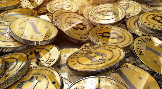 Bitcoin Rallies Above $1,000 in Early 2014 Trading