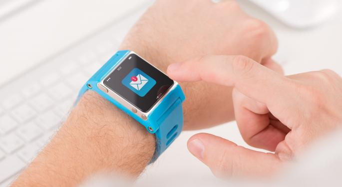 The Next Big Thing: Smartwatches?
