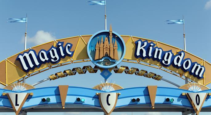 Disney Raises Park Admission Prices