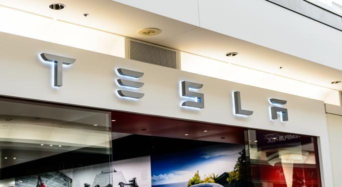 The ETF To Play The Tesla Motors Rally QCLN, TSLA, CREE, FSLR