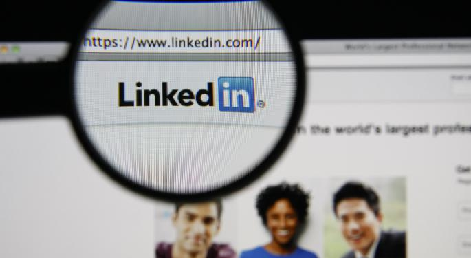 LinkedIn Feared Google - But Not Facebook