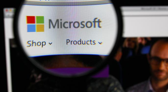 Microsoft Windows Update: In With The Old, In With The New