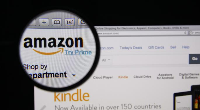 Amazon Expanding And Improving Same-Day Delivery