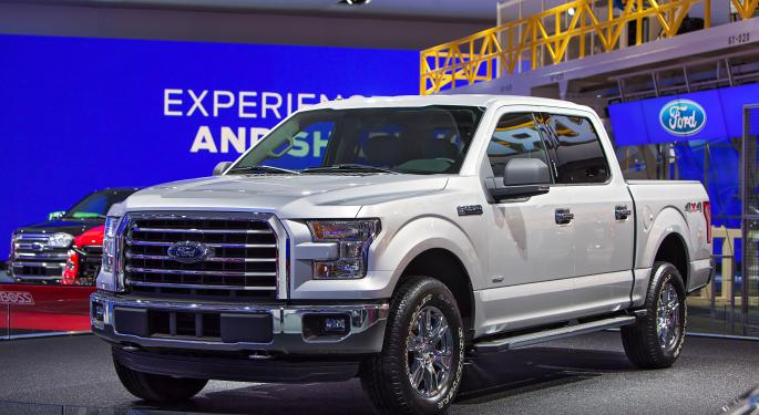 Is Ford Ready To Rebound?
