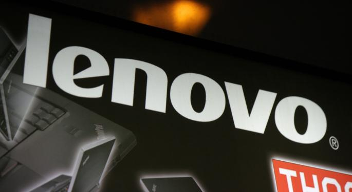 Why Did The Motorola Mobility News From Google Cause Lenovo Shares To Drop?