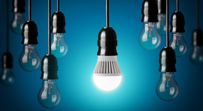 Bright Idea: LED Technologies Expected To Light Up 2014