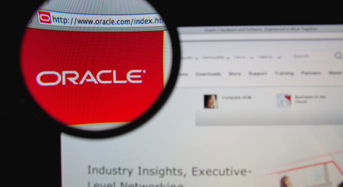 Five Star Stock Watch: Oracle Corporation