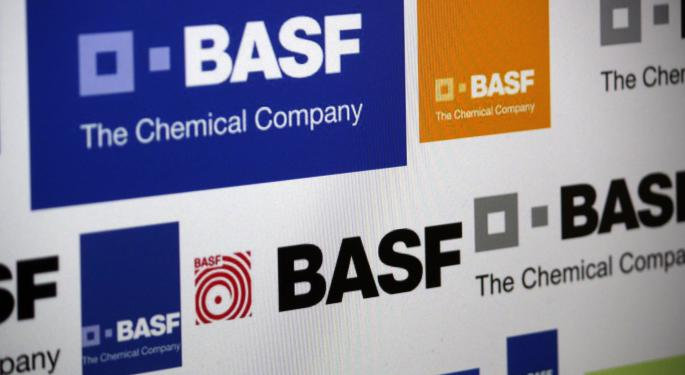 BASF CEO Hans Engel On Currency After Q4 Beat