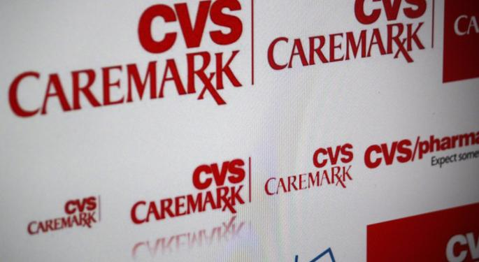 Sozzi's Retail Roundup: CVS Getting In Tune With Its Health Realignment