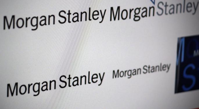 How Morgan Stanley Got Left Behind In The Rally