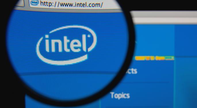 Intel Breakout Boosting Chip ETFs SMH, XSD, INTC, TXN