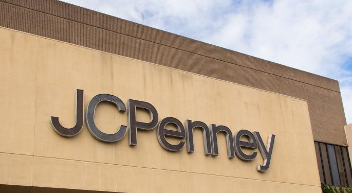 Hannah To Step Down; J.C. Penney Names New Chief Financial Officer