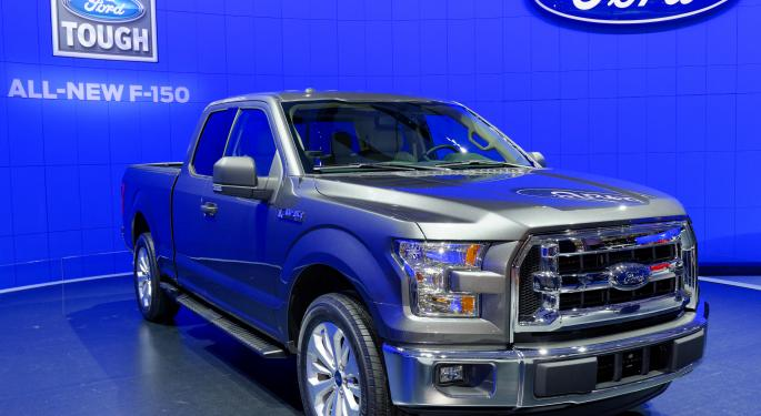Ford Earnings Preview: Eyes On China & Europe