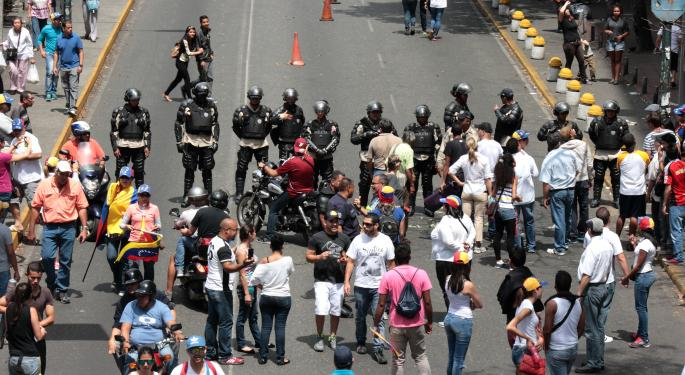 Unsafe At Any Age: Violence In Venezuela Causes Locals To Speak Out