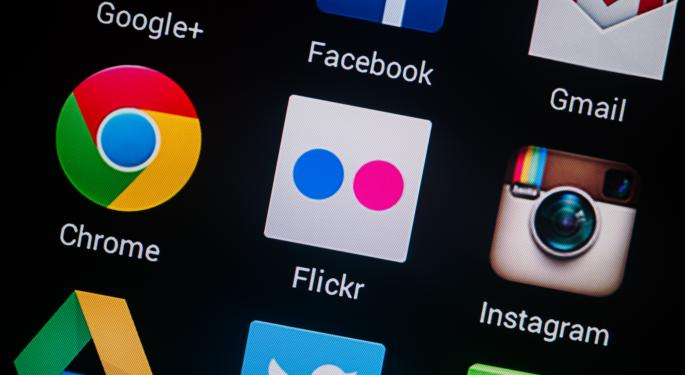 Yahoo's Flickr Makeover Takes On Instagram