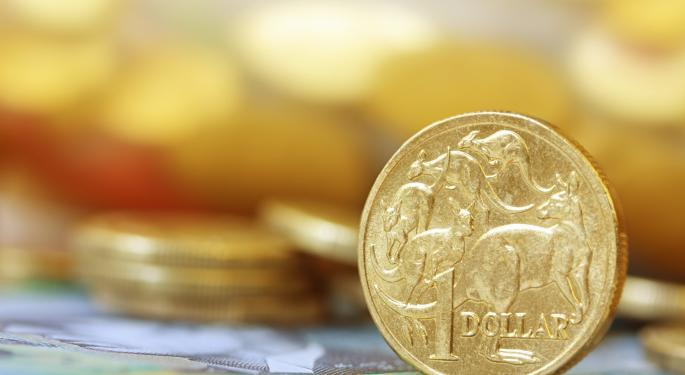 Australian Dollar Plummets as Central Bank Leaves the Door Open to More Rate Cuts