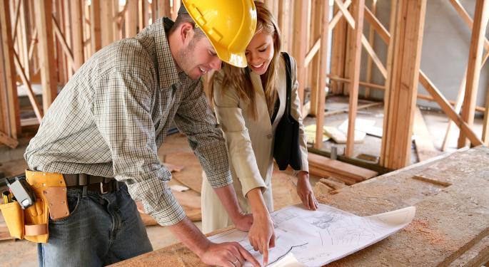Home Builders D.R. Horton, Ryland Show No Quit