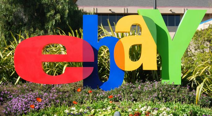 eBay Earnings Meet Expectations, Guidance Weak