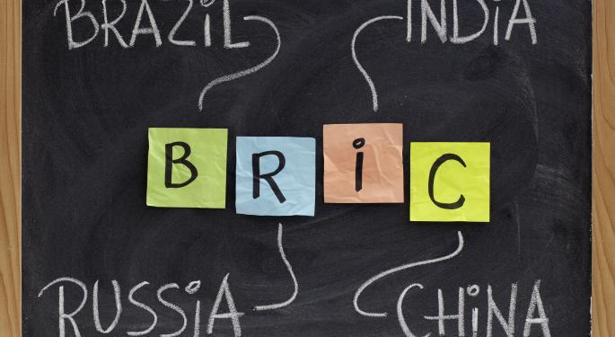 Comparing Beyond BRIC ETFs EMBB, BBRC, EMFM, EEM