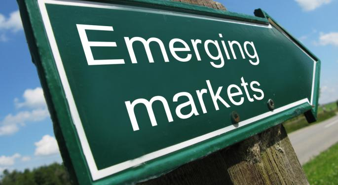 Emerging Markets Drive Another Month of ETF Inflows