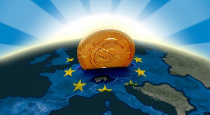 Eurozone GDP Falls More Than Expected in Q4, Markets Slide