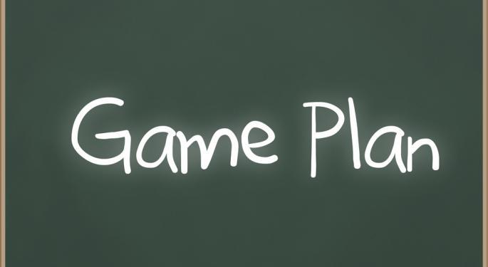 Game Plan: 11/9/12
