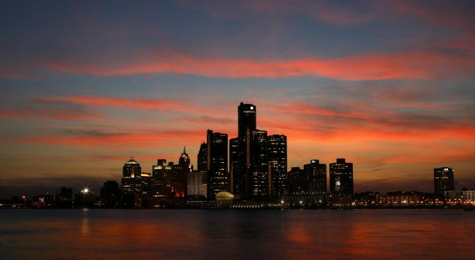 Meet The Latest Detroit Investors: The Chinese
