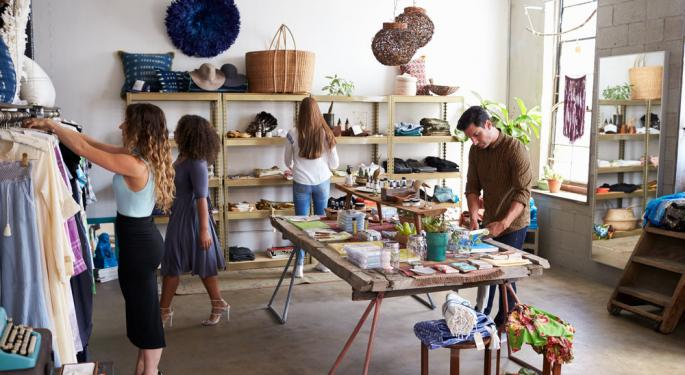 Retail Activity Disappoints For The Second Straight Month
