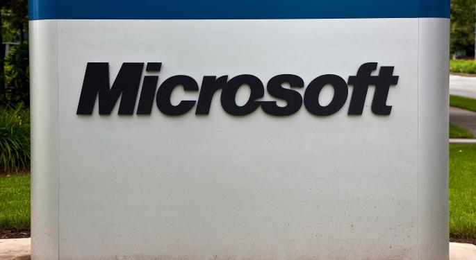 Microsoft And Other Stocks That Surged Following the Nasdaq Freeze ADSK, MSFT, TNGO
