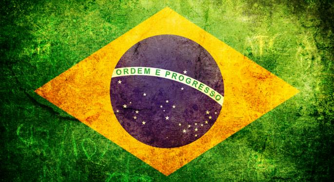 Ominous Options Activity in Brazil ETF