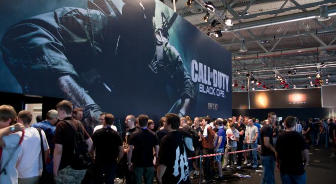 Activision's New Call of Duty Title Set to Break Sales Records