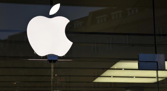 Volume in Apple ETFs Light Ahead of Earnings