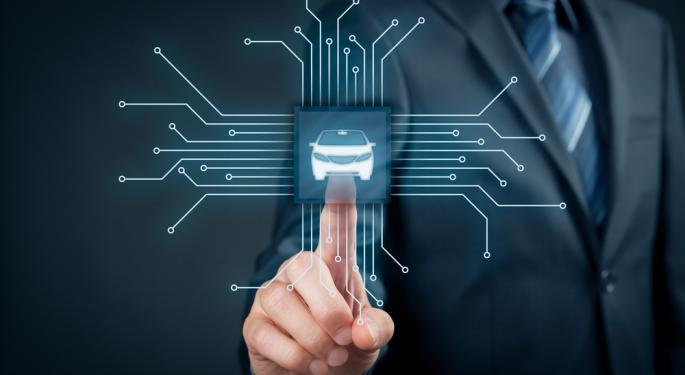 Spireon Secures Patent For Vehicle Inventory Management Technology