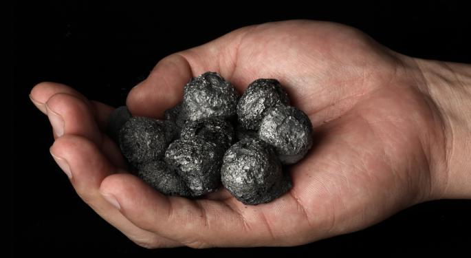 Short Interest in Rhino Resource Partners, SunCoke Energy Surges RNO, SXC, WLT
