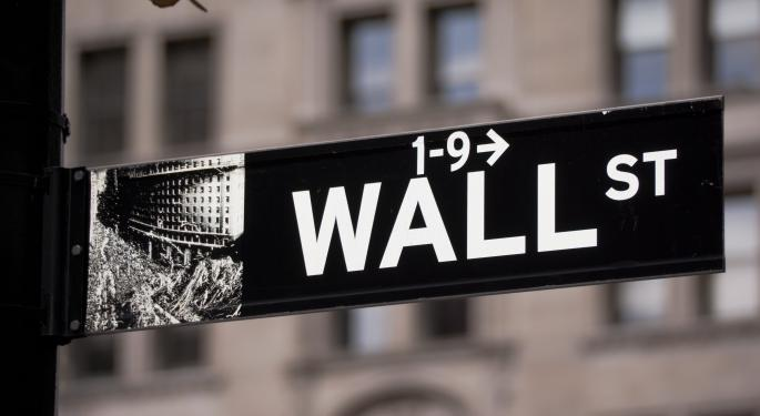 Ledbury Makes A Splash In Wall Street Fashion