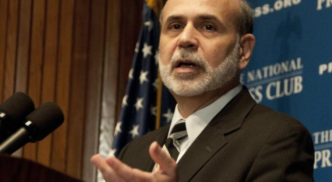 Has Bernanke Lost Control?