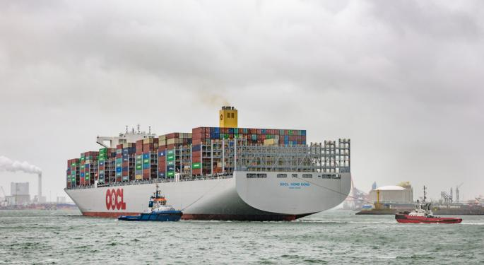 OOCL Plans Rapid Growth To 1M TEU Capacity; Maersk Slashes Guidance
