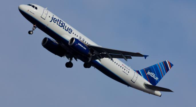 3 Reasons To Buy JetBlue On The Decline