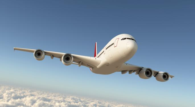 Short Interest in U.S. Airline Stocks Dwindles DAL, SAVE, LCC