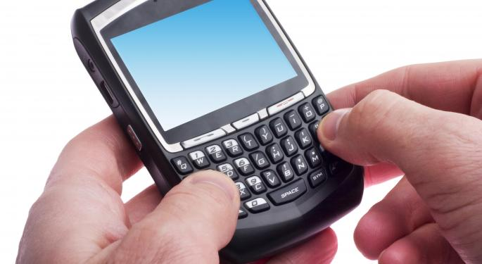 Blackberry May Leave The Handset Business