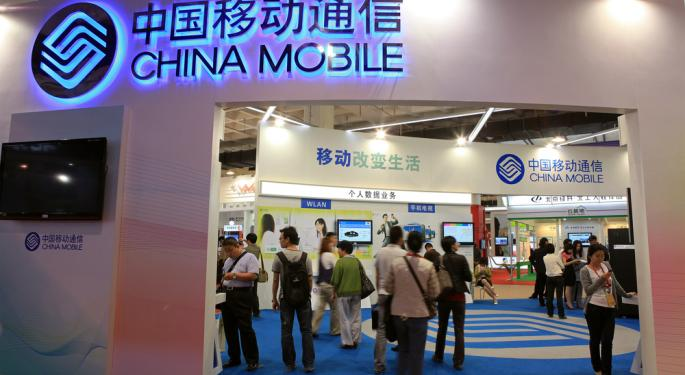 Is China Mobile Planning to Buy a Stake in Vodafone?