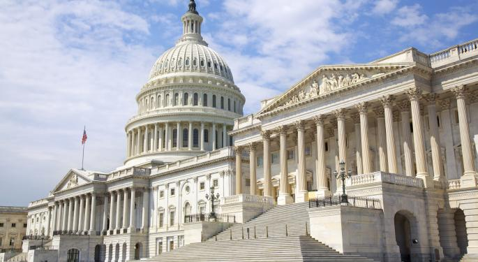 Capitol Building On Lockdown After Shots Fired Outside