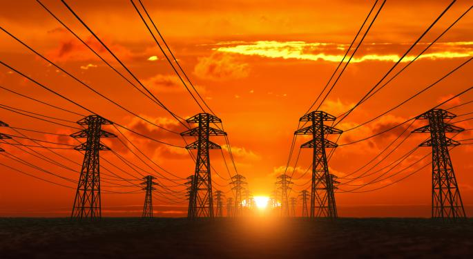 Department Of Energy Report Indicates Companies In Play For Big Contracts