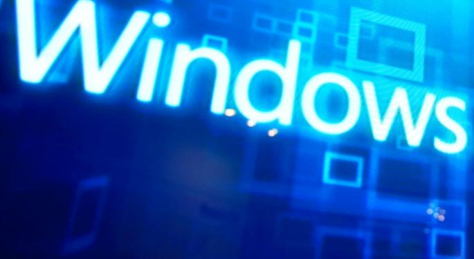 Windows 8 Surpasses 100M Users in Six Months